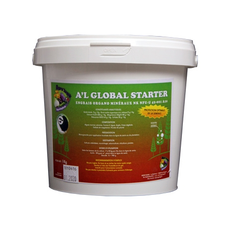 A 39 l global starter anti taupin naturel for Ver gris noctuelle